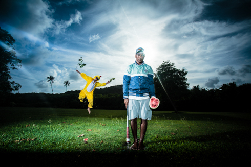 Tati Frans - Marc Jacobs for Mystic