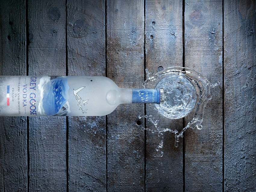 Giorgio Cravero's Food & Drink Photography - Grey Goose