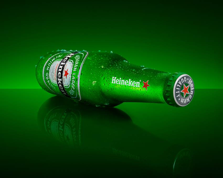 Giorgio Cravero's Food & Drink Photography - Heineken