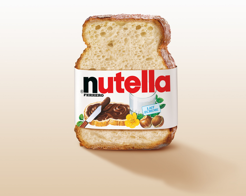 Giorgio Cravero's Food & Drink Photography - Nutella
