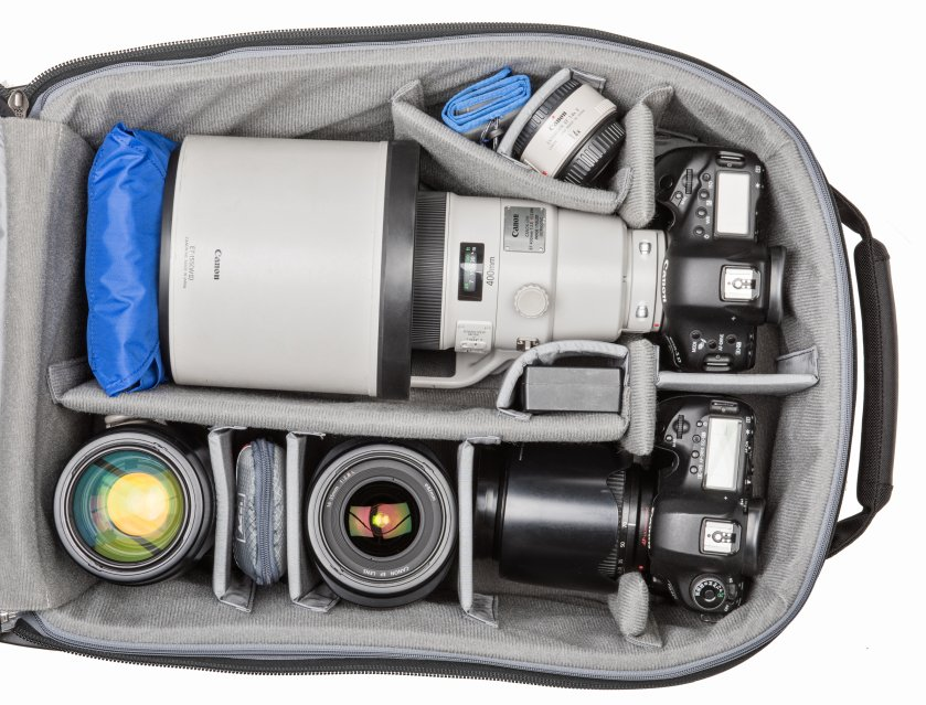 Camera bags that meet the ever-changing needs of photographers – Interview with Think Tank Photo