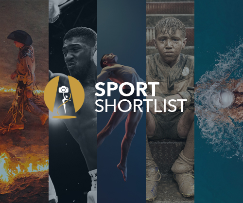 Last but not least! The Sport photography shortlist for the 2019 Spotligh...