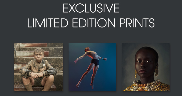 NEW! Exclusive limited edition prints of award-winning images are available now