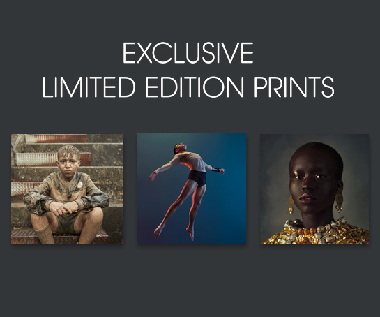 NEW! Exclusive limited edition prints of award-winning images are availab...