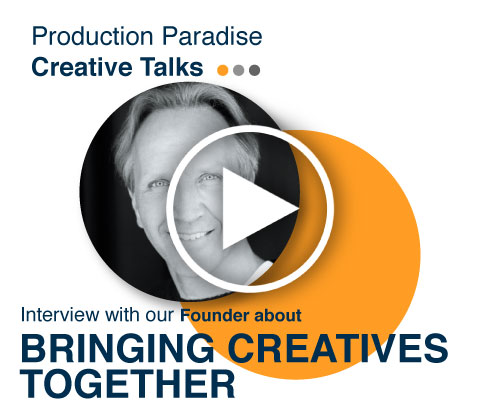 Bringing creatives together: a talk with Production Paradise founder Andr...