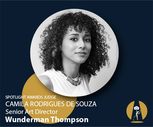 Camila Rodrigues de Souza, Senior Art Director at Wunderman Thompson and ...