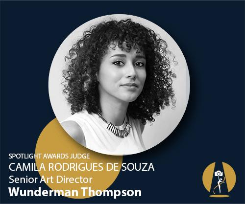Camila Rodrigues de Souza, Senior Art Director at Wunderman Thompson and ...