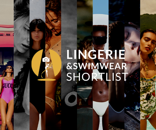 The top 10 images that made the Spotlight Awards shortlist for Lingerie &...
