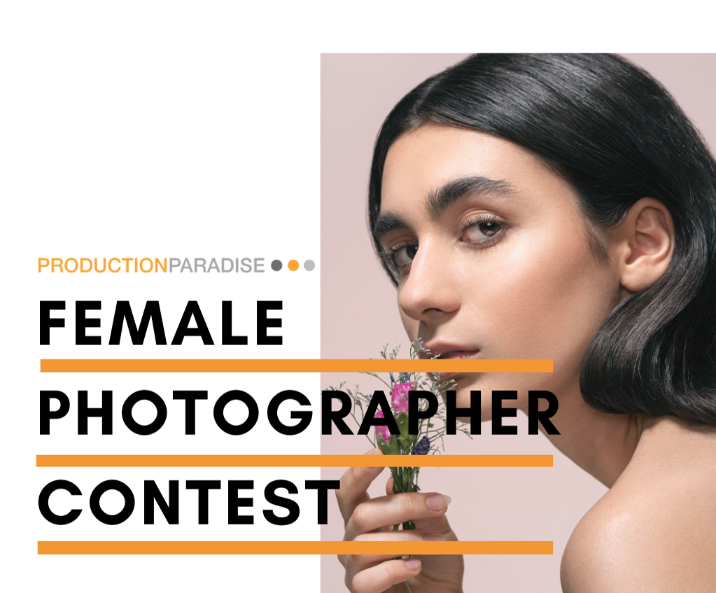 New Female Photographer Contest To recognise The Best Women In Photograph...