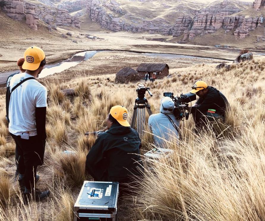 Capture the greatest biodiversity of Peru with GoPeru Films!
