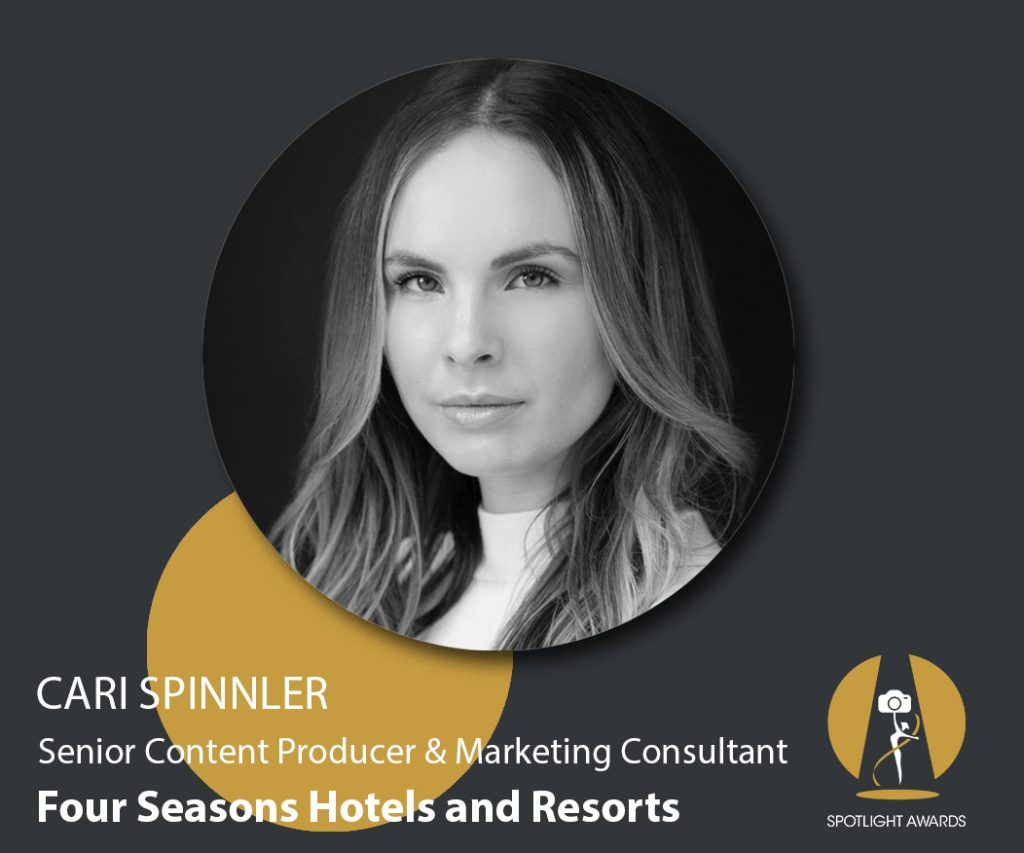 Photography that makes you want to travel: Interview with Four Seasons' Senior Content Producer & Marketing Consultant Cari Spinnler