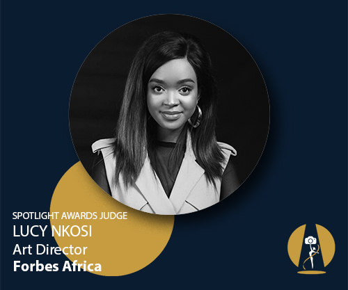 Lucy Nkosi, Forbes Africa Art Director and judge in the Spotlight Awards ...