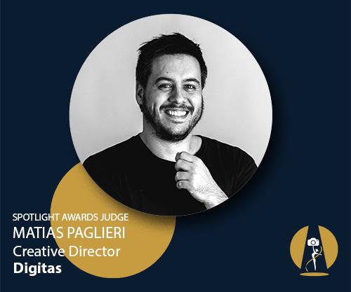 Meet Matias Paglieri, Creative Director at Digitas Argentina, who will be...