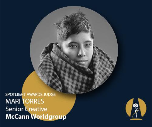 Video interview with McCann's Senior Creative Director Mari Torres
