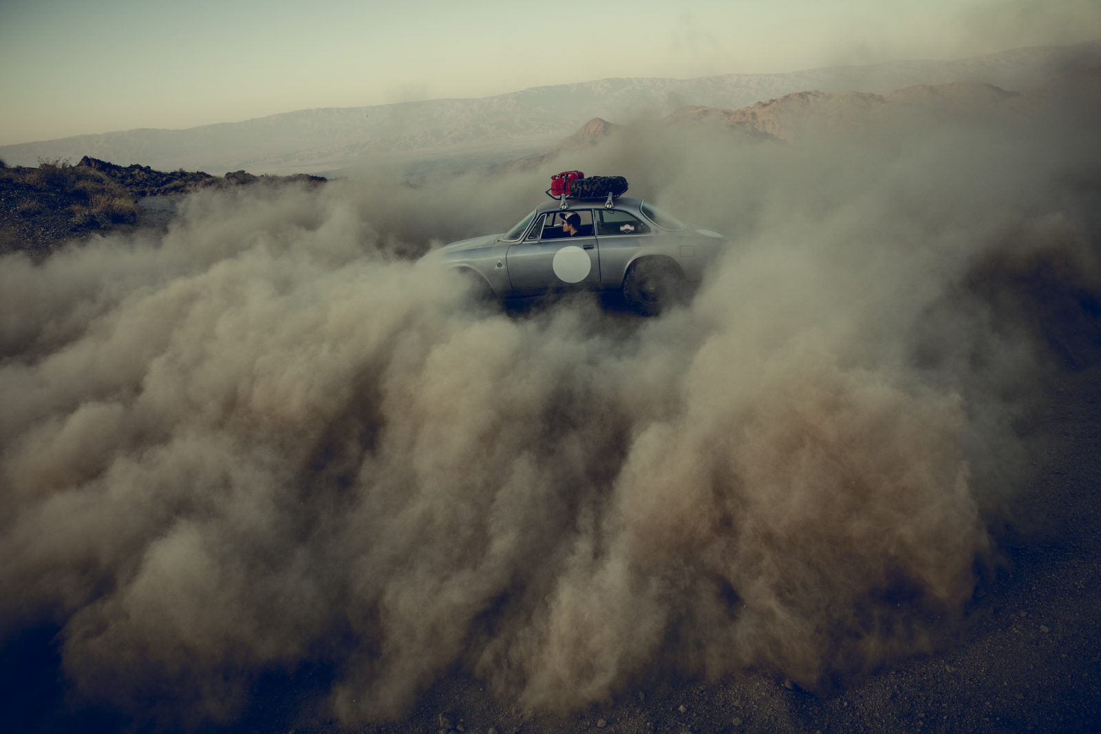 The story behind the best car image voted by creatives at Uber, Volvo VW, Car & Driver and McCann: interview with Patrick Curtet