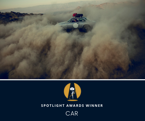 The story behind the best car image voted by creatives at Uber, Volvo VW,...