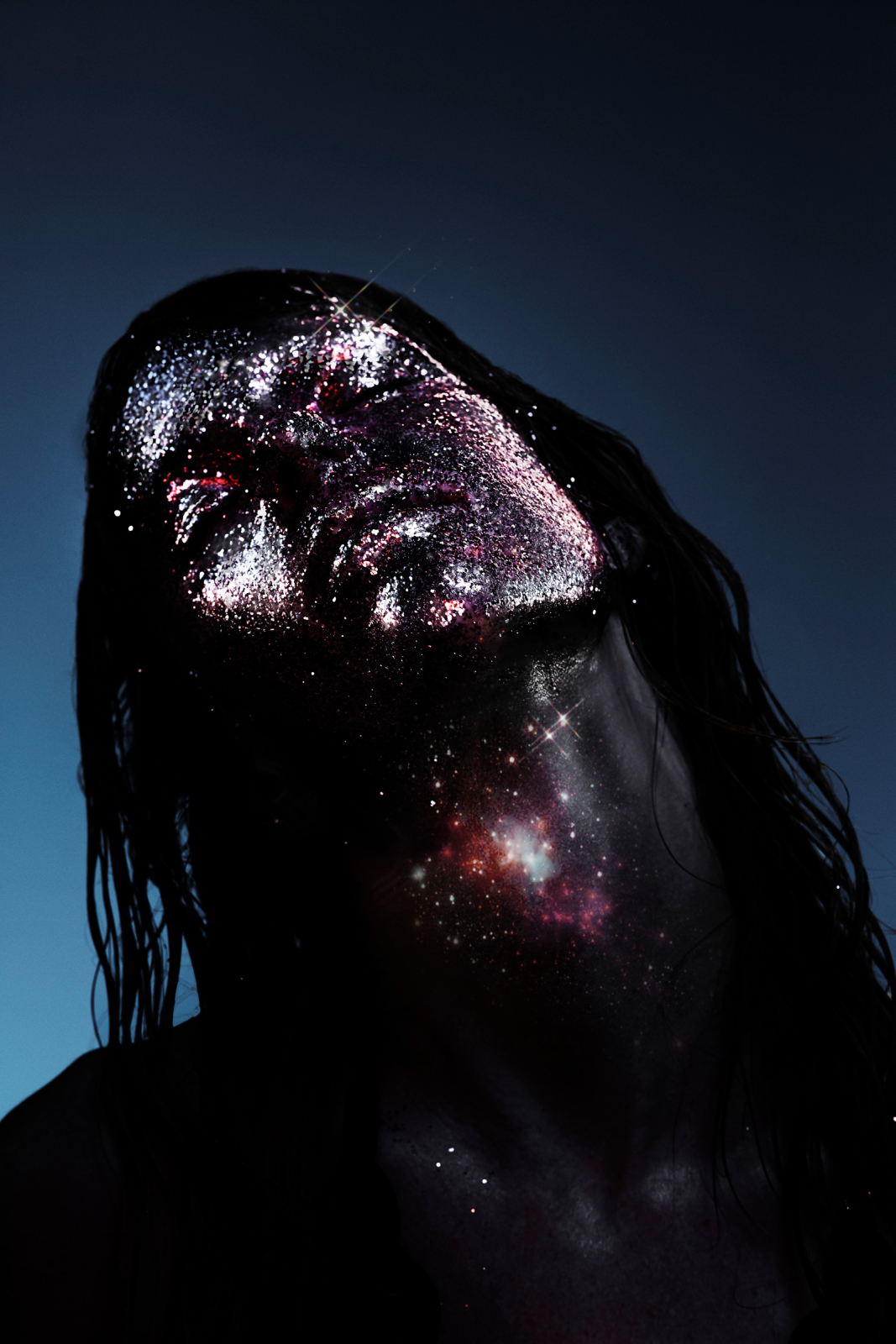 The 'cosmic' music album cover shot that led Tim Saccenti to win Beauty category in Spotlight Photo Awards