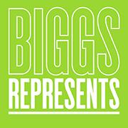 Biggs Represents