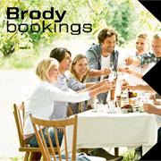 Brodybookings