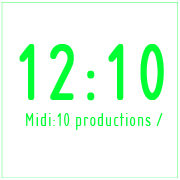 Midi:10 productions