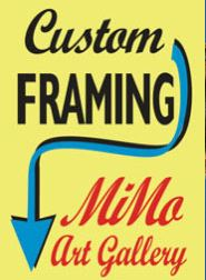 Mimo Picture Framing