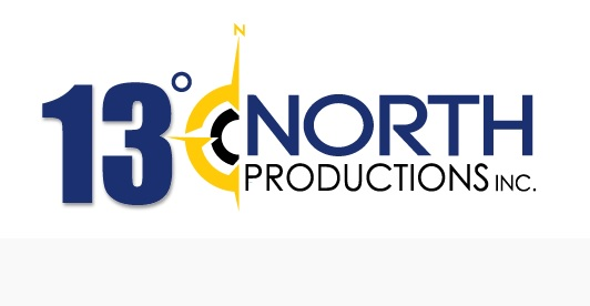 13 Degrees North Productions Inc