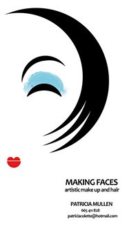 Making Faces / Patricia Mullen