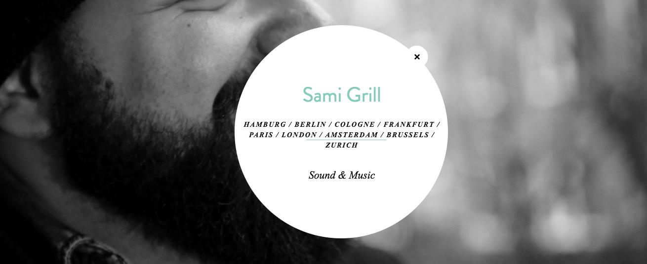 Sami Grill