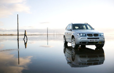 Client: BMW X3 (test picture); Holy Island UK gallery