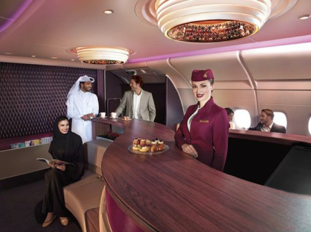 Client: Qatar Airways gallery