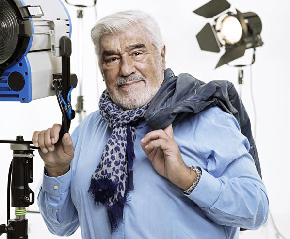 Mario Adorf for Widex gallery