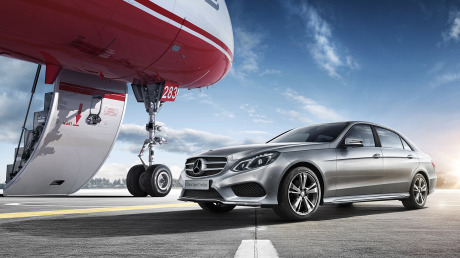 Client: Mercedes-Benz China - Vehicle: E-Class 400L gallery