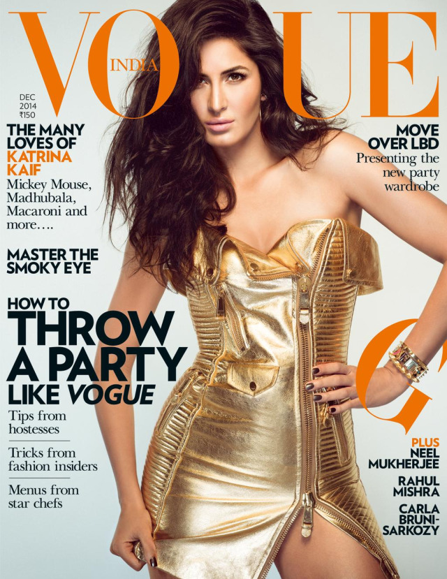 Magazine: Vogue India gallery