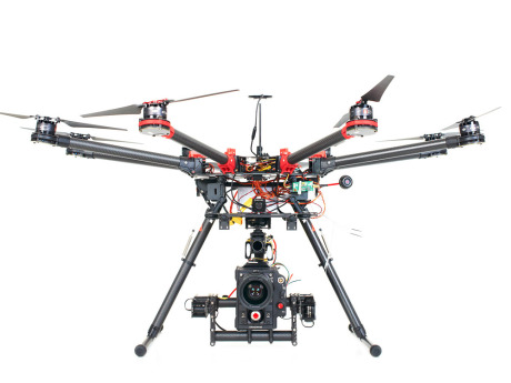 CDS Drone with Red Dragon gallery