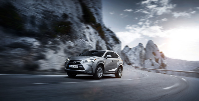 Campaign: Lexus  NX 200t gallery