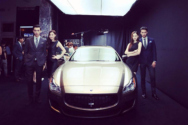 Client: Maserati  gallery