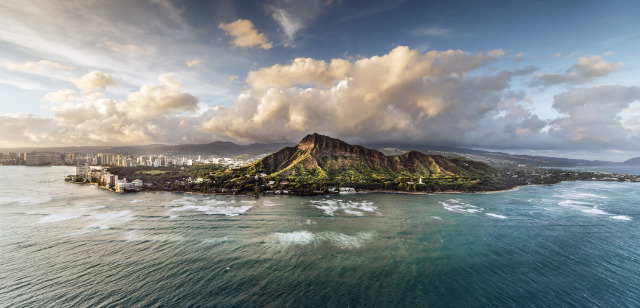 Diamond Head and Honolulu gallery