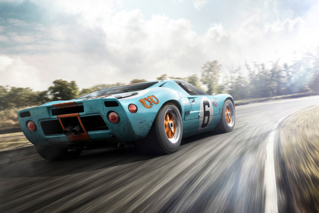 1969 Ford GT 40 gallery