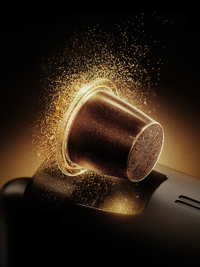 Client: L'Or Espresso Douwe Egberts gallery