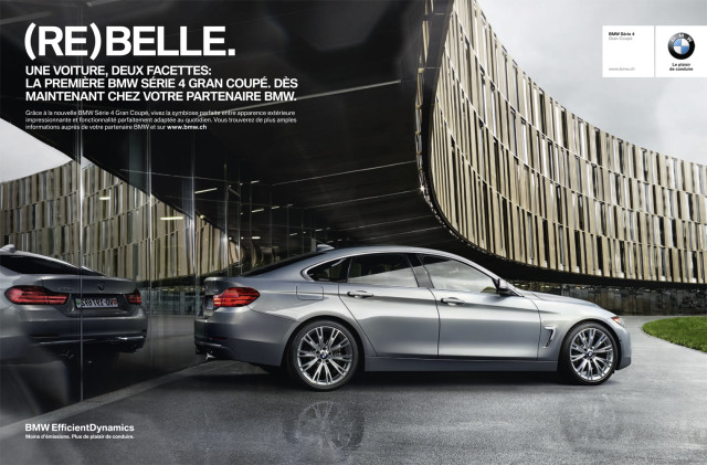 Client: BMW 4 Series gallery
