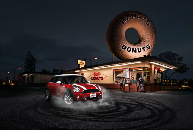 Photo: Igor Panitz for Mini Cooper gallery