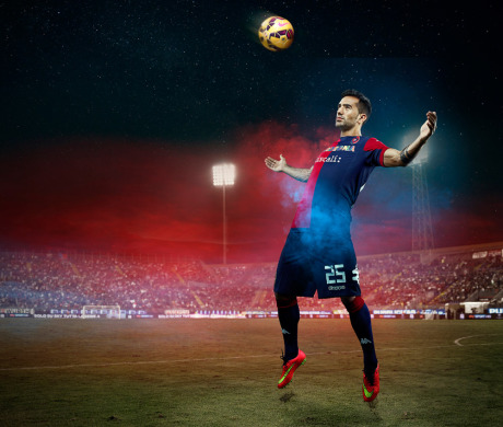 Client: Cagliari Pro Soccer Team, Italy gallery