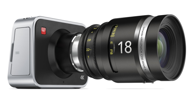 Blackmagic Production Camera 4K gallery