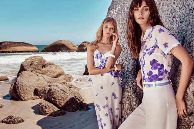Campaign: 4G by Gizia SS'15 gallery