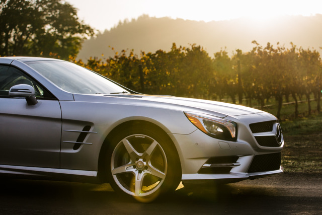 Client: Mercedes-Benz USA - SL550 gallery
