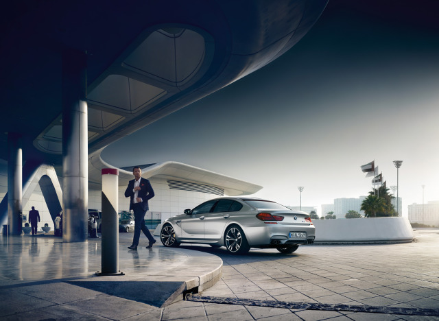 Client: BMW gallery