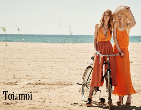 Campaign: Toi&moi SS15  gallery