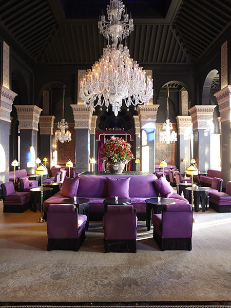 Hotel Selman in Marrakech for client Swiss Universe, magazine for Business- and First Class gallery
