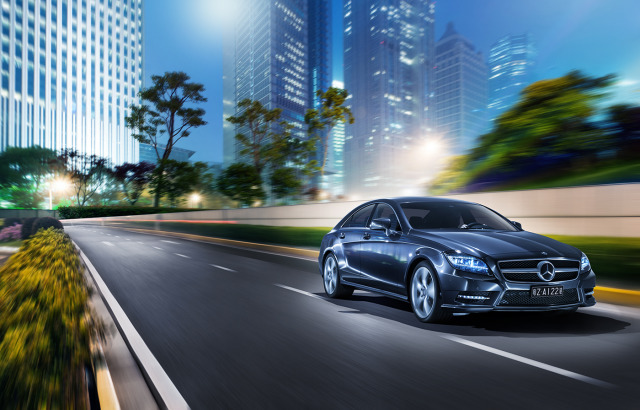 Client: Mercedes-Benz Australasia -  Vehicle CLS-Class gallery