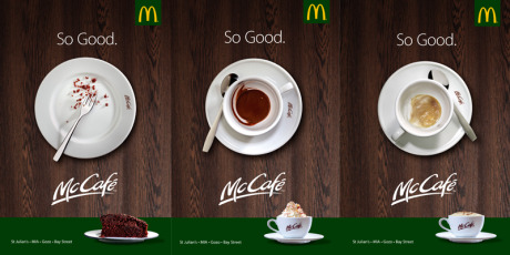 Client: McCafe gallery